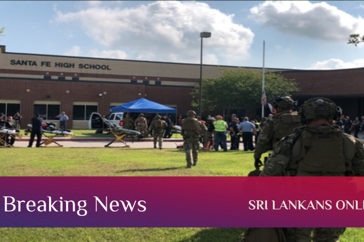 Santa Fe High School: 'Eight fatalities' reported in shooting